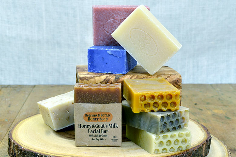 Shoppe By The Mill, Bars & Speciality Soaps