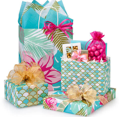 Gift Bags Boxes